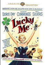 Lucky Me [DVD] (2014) Robert Cummings; Doris Day; Phil Silvers; Nancy Wa... - $14.59