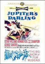 Jupiter's Darling [DVD] (2013) Esther Williams, Howard Keel, Marge Champ... - $18.41
