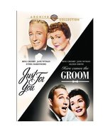 Just For You/Here Comes The Groom [DVD] (2014) Crosby, Bing; Wyman, Jane... - $14.59