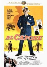 Al Capone [DVD] (2009) Rod Steiger, James Grego... - $14.59