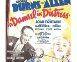 A Damsel In Distress [DVD] (2011) Fred Astaire; George Burns; Gracie Allen; J...