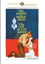 Girl He Left Behind [DVD] (2014) Hunter, Tab; Wood, Natalie; Landis, Jes... - $18.41