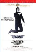 Simon [DVD] (2012) Alan Arkin; Austin Pendleton; Fred Gwynne; Madeline K... - $16.16