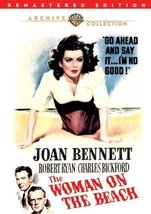 The Woman On The Beach (Remastered) [DVD] (2011) Joan Bennett; Robert Ry... - $16.16
