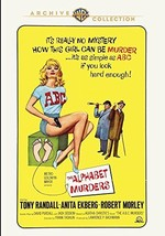 Alphabet Murders, The [DVD] (2015) Tony Randall... - $14.34