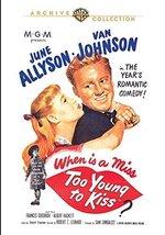 Too Young To Kiss [DVD] (2014) Johnson, Van; Yo... - $19.58