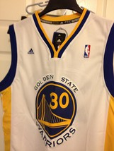 Stephen Curry Adidas Swingman Jersey image 1
