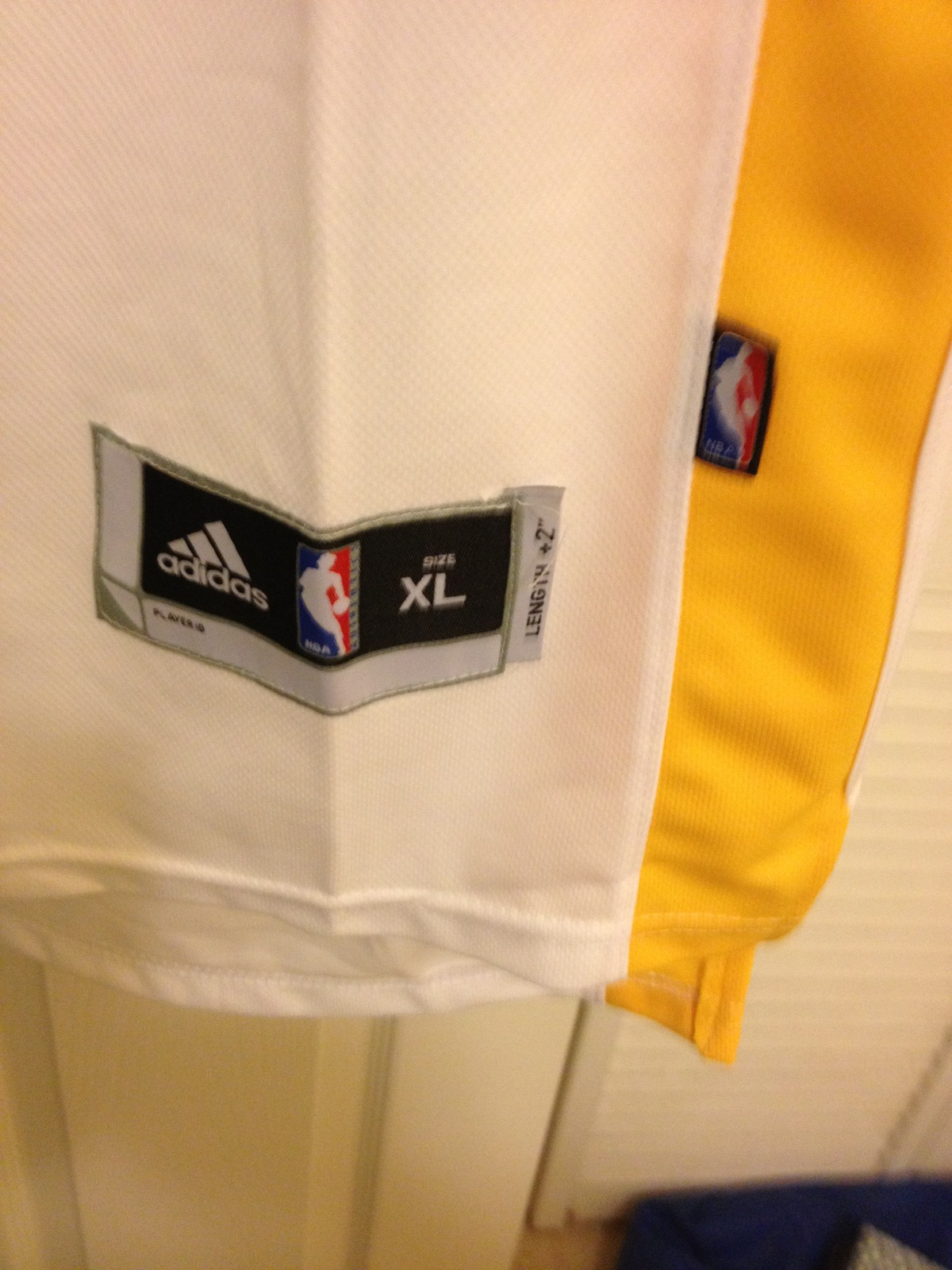 Stephen Curry Adidas Swingman Jersey image 2