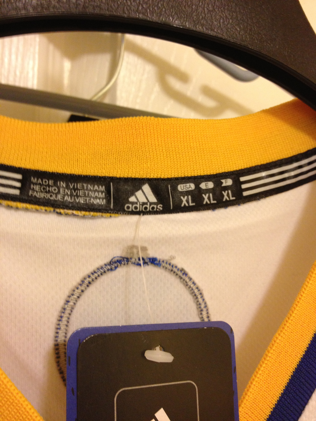 Stephen Curry Adidas Swingman Jersey image 5