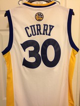 Stephen Curry Adidas Swingman Jersey image 7
