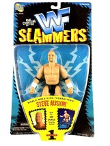 Stone Cold Steve Austin WWF Slammers Action Figure Series 1 WWE 1998 Sea... - $24.70