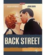Back Street (1961) [DVD] (2012) Susan Hayward; John Gavin; Vera Miles; C... - $19.57