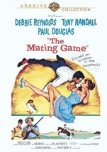 The Mating Game [DVD] (2009) Tony Randall, Debbie Reynolds, Paul Douglas... - $16.16