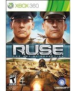 R.U.S.E. - Xbox 360 [CD-ROM] [Xbox 360] - $18.61