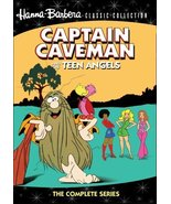 Captain Caveman and the Teen Angels: The Complete Series [DVD] (2013) Ca... - $21.93