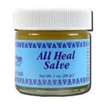 Wiseways Herbals, Salve All Heal, 2 Ounce