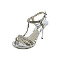 Michael Kors Women's Yvonne Platform Silver Size 10 [Apparel] - $135.12