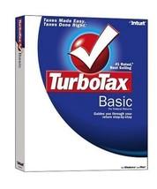 TurboTax Basic 2005 Win/Mac [Old Version] [CD-ROM] Windows Me / Windows ... - $19.79