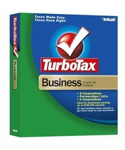 TurboTax Business 2005 [Old Version] [CD-ROM] Windows Me / Windows 98 / ... - $59.39