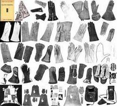 Glove Making Book Make Leather Gloves Mittens Mocs 1929 - $14.99