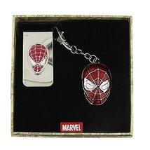 Marvel Comics Spiderman Keychain and Money Clip [Jewelry] - $26.72