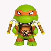 Teenage Mutant Turtle, Michelangelo, Ooze Action Figure by Kidrobot - $15.00