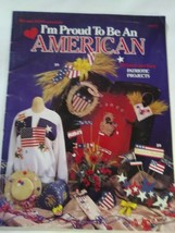 Im Proud To Be An AMERICAN book - $6.80