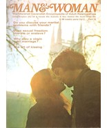MAN & WOMAN PART 15 OF 98 ADULT RELATIONSHIPS UK ISSUE RARE CAVENDISH - $9.95