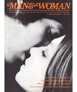 MAN & WOMAN PART 12 OF 98 ADULT RELATIONSHIPS UK ISSUE RARE CAVENDISH - $9.95