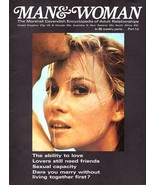 MAN & WOMAN PART 13 OF 98 ADULT RELATIONSHIPS UK ISSUE RARE CAVENDISH - $9.95