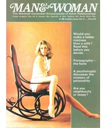 MAN & WOMAN PART 29 OF 98 ADULT RELATIONSHIPS UK ISSUE RARE CAVENDISH - $9.95