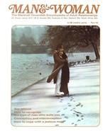 MAN & WOMAN PART 10 OF 98 ADULT RELATIONSHIPS UK ISSUE RARE CAVENDISH - $9.95