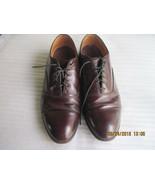 Nettleton CORDOVAN Men's Captoe Shoes 9 - $55.00