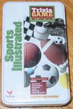 SPORTS ILLUSTRATED TRIVIA GAME MULTI SPORT EDITION NIB FACTORY SEALED 20... - $20.00