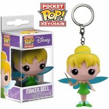 Tinker Bell Funko Pocket POP! Minifigure Bobblehead Keychain - $5.95