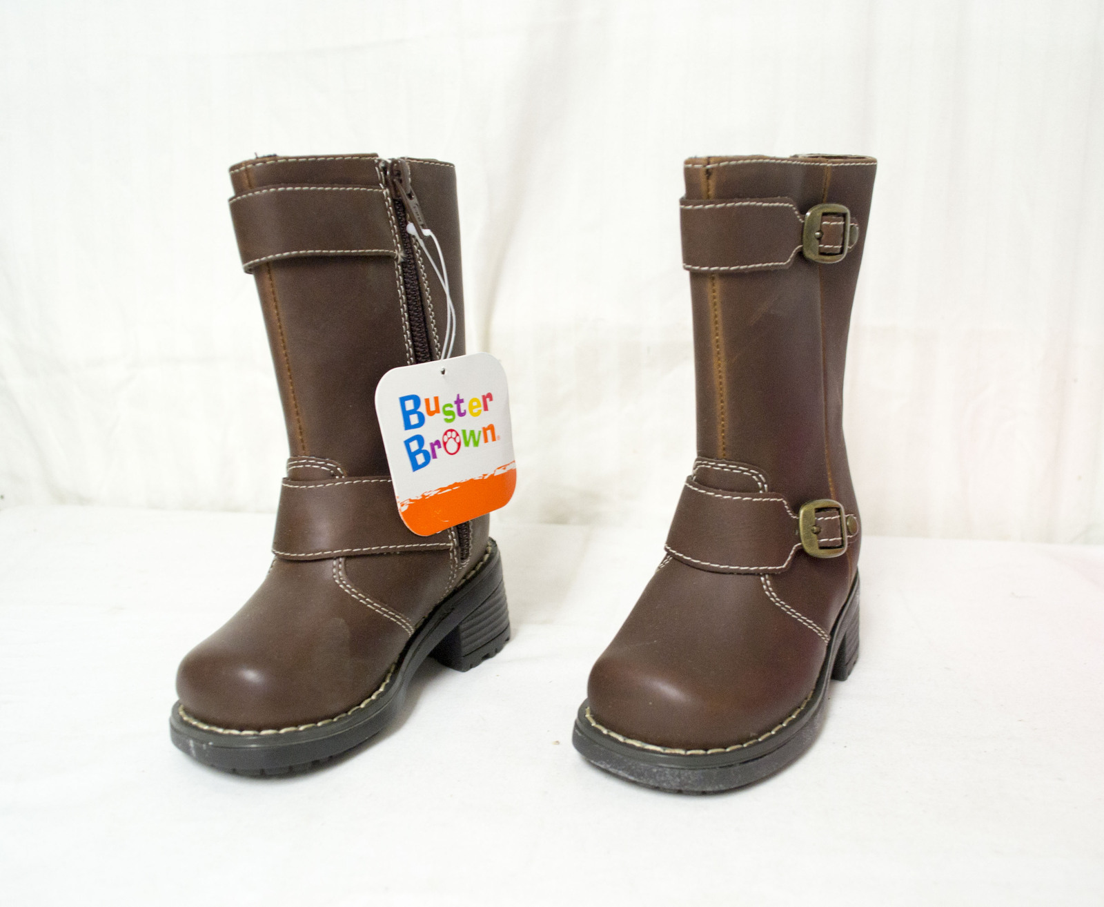 free ship boots buster brown shoes brown boots