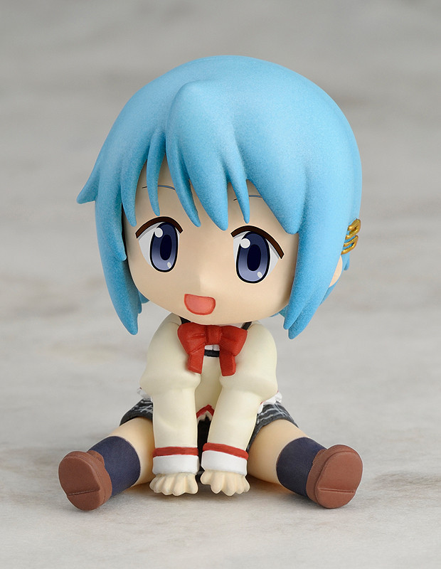 Primary image for Petanko Mini! Puella Magi Madoka Magica Sayaka Miki (Uniform) Mini Figure *NEW*