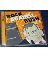 various artists: Rock Against Bush, Vol. 2 (used CD + DVD) - $9.00