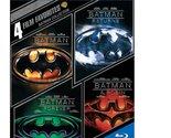4 Film Favorites: Batman Collection (Batman / Batman Returns / Batman Forever /