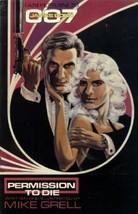 James Bond Permission To Die Eclipse Comic Book #1 1989 FINE NEW UNREAD - $3.25
