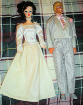 Bride & Groom Ken & Barbie - $32.95