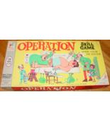 OPERATION SKILL SMOKING DOCTOR GAME 1965 MILTON BRADLEY #4545 COMPLETE E - $30.00