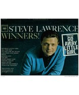 STEVE  LAWRENCE  * WINNERS *  Go away little girl  L P - $2.99