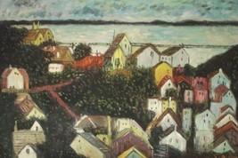 24X36 inch Egon Schiele Oil Painting Repro Summ... - $26.45