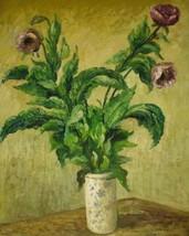 20X24 inch Monet Landscape Oil Painting Repro P... - $17.61