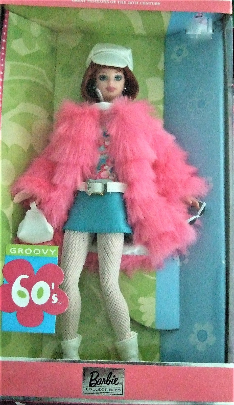 Barbie Doll - Groovy 60's  Great Fashions Series (Collectors Edition)