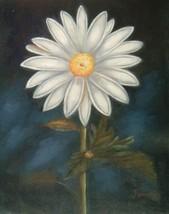 20X24 inch Still Life Oil Painting White Flower - $13.69
