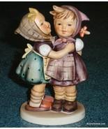 """Telling Her Secret"" Goebel Hummel Figurine #196/0 TMK6 1984 Collectible... - $174.59"