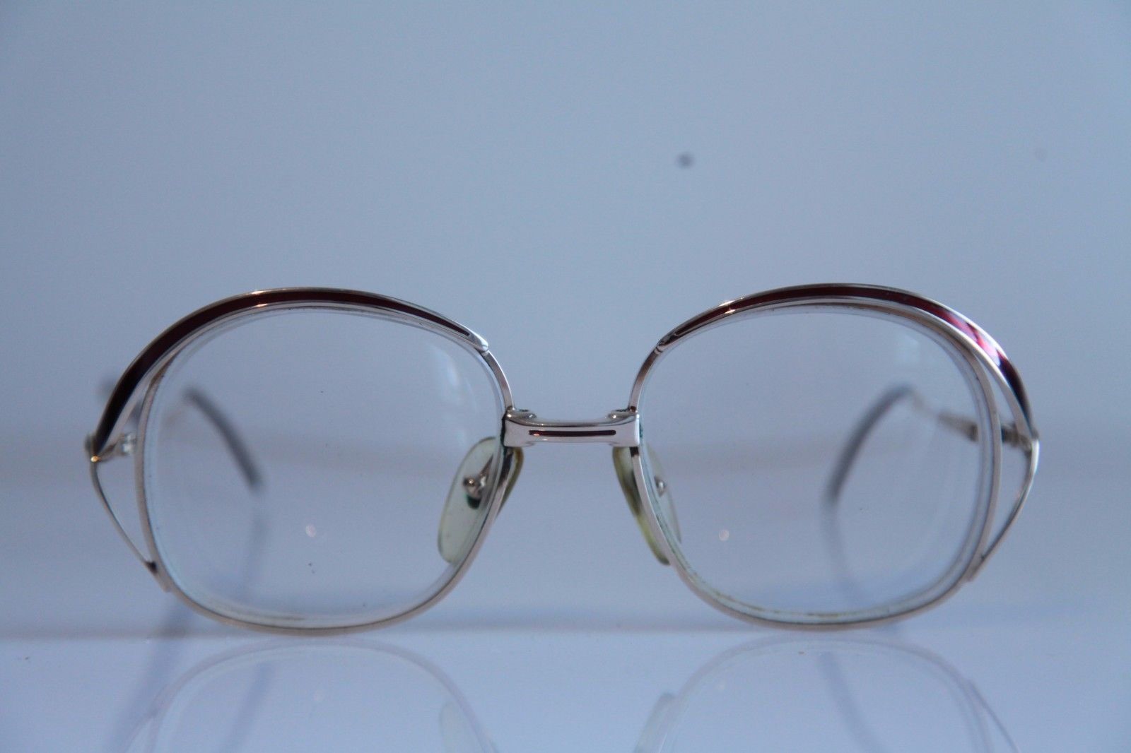 Vintage CHRISTIAN DIOR Eyewear, Gold Frame,  RX-Able Prescription lens. Austria