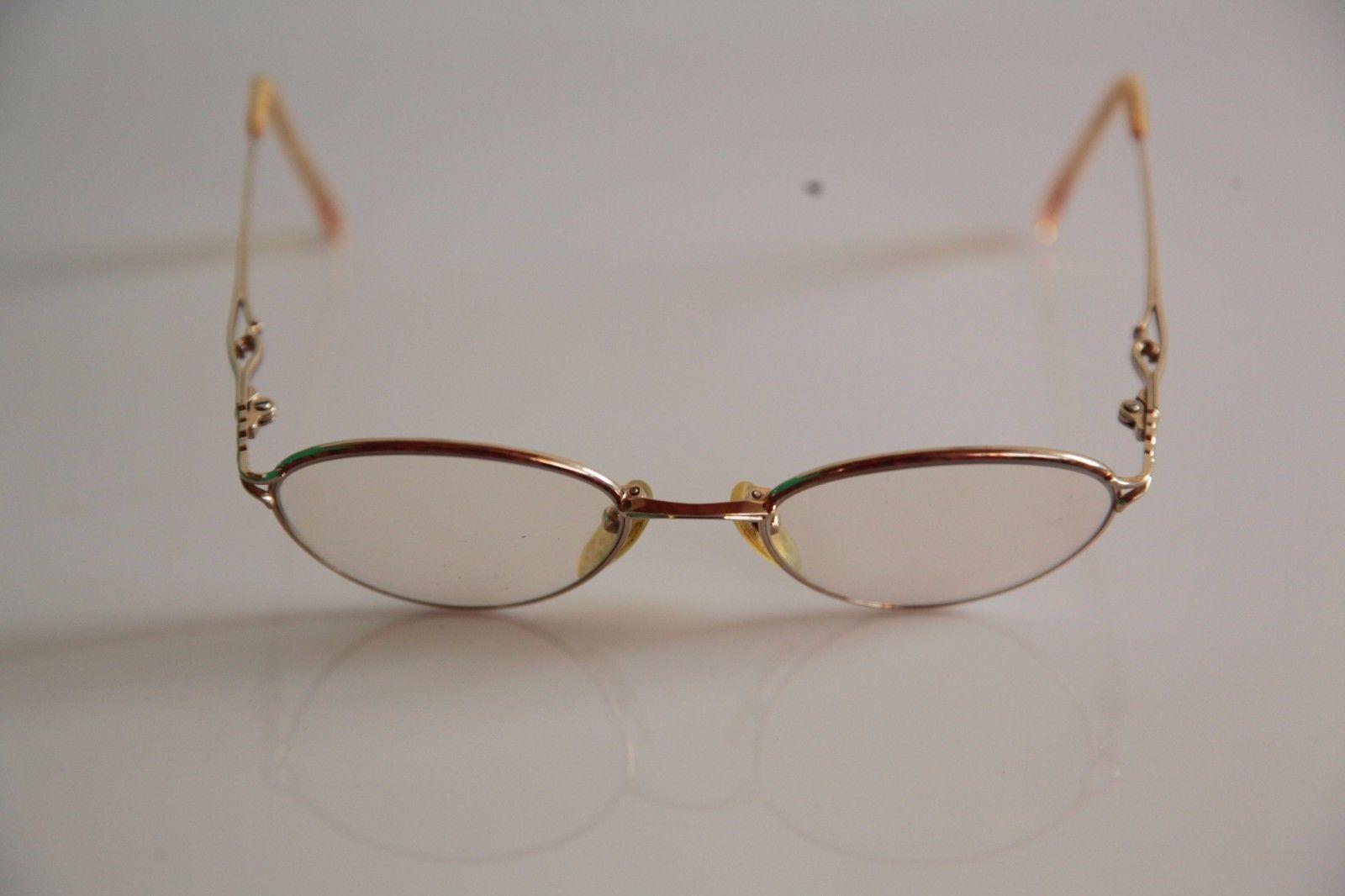 Vintage SEIKO Eyewear, Chrome Titanium Frame,  RX-Able Prescription lens. JAPAN